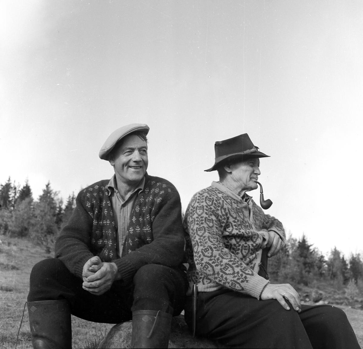 Lauritz Engen og Ole