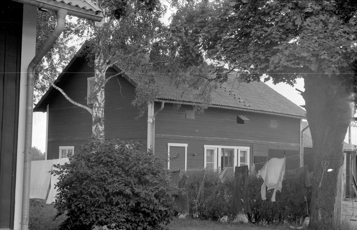 Brygghus, matbod och magasin, Svista 3:1, Yttergärdet, Bälinge socken, Uppland 1976