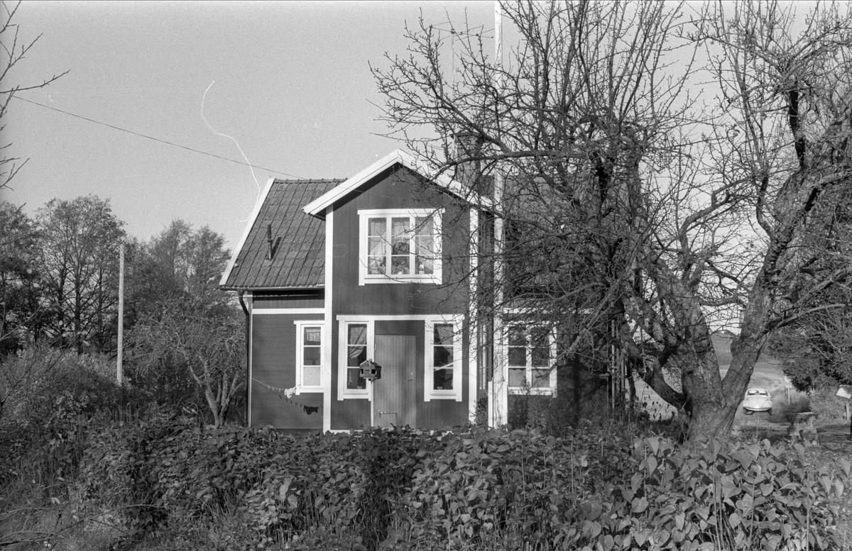 Bostadshus , Vallsfjärden, Fullerö 17:15, Ensta, , Gamla Uppsala socken, Uppland 1978