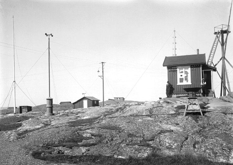 1924. Smögens lotsutkik.