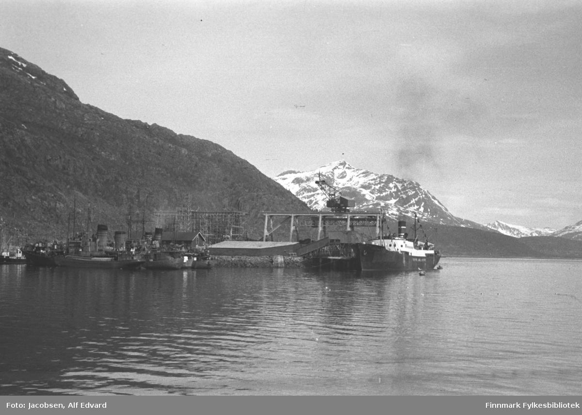 'Sigurd Jarl' bunkrer, tyske forpostbåter