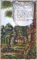 Finmarchens beschrifuelsis 2. Part Cap. 1. Tamme som Vilde D