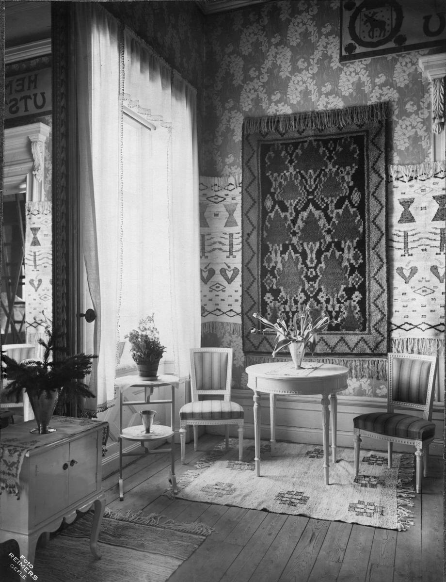 Troligen Bygge och Bo-utställningen i Gävle 1937.