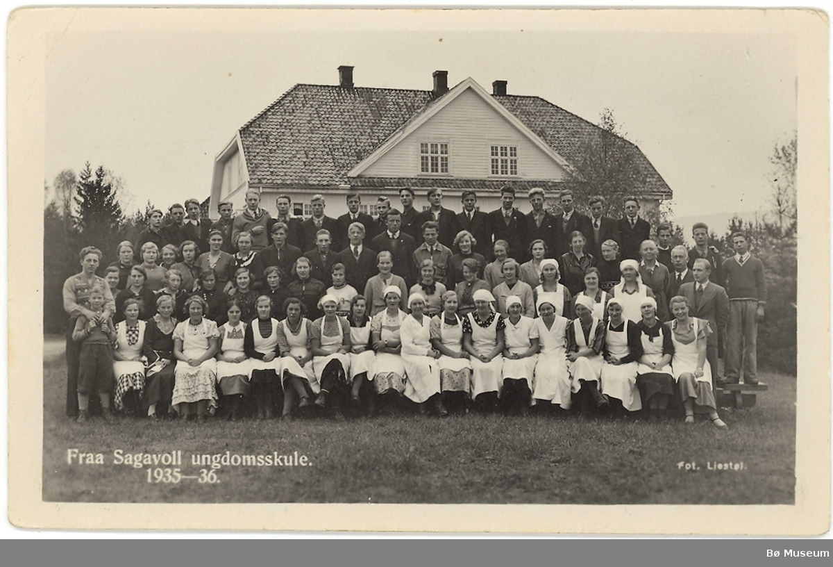 Sagavoll