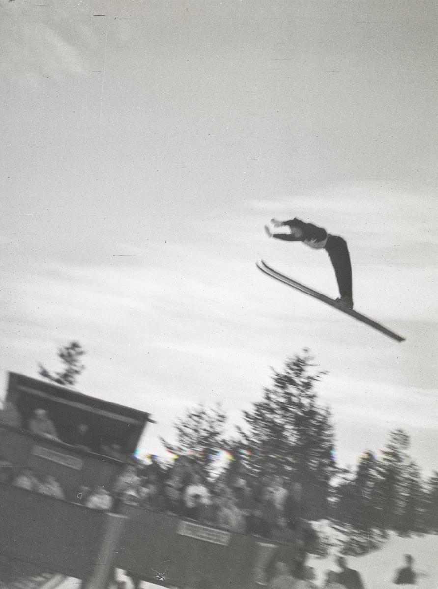 From the Danish skiing week at Kongsberg