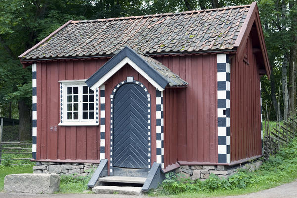 Akkerhaugen. Foto/Photo