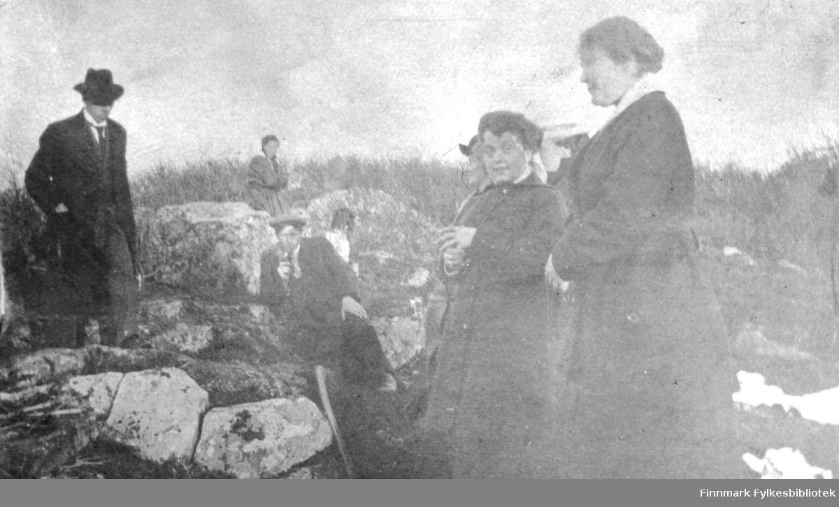 St.Hansnatt. 1916.