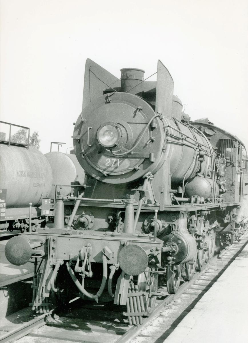 Damplokomotiv type 30a 271.