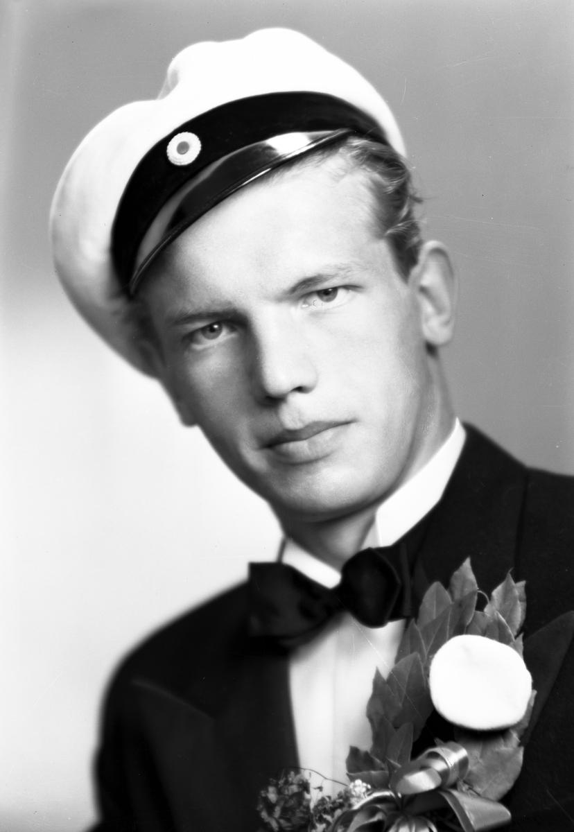 Kandidat Lennart Olsson. 1945.