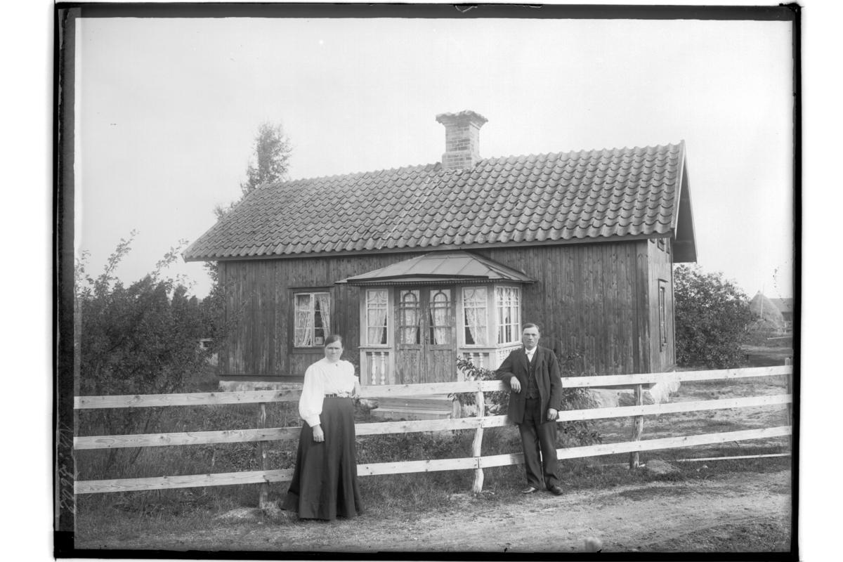 Envånings bostadshus, 2 personer.Ida Pettersson