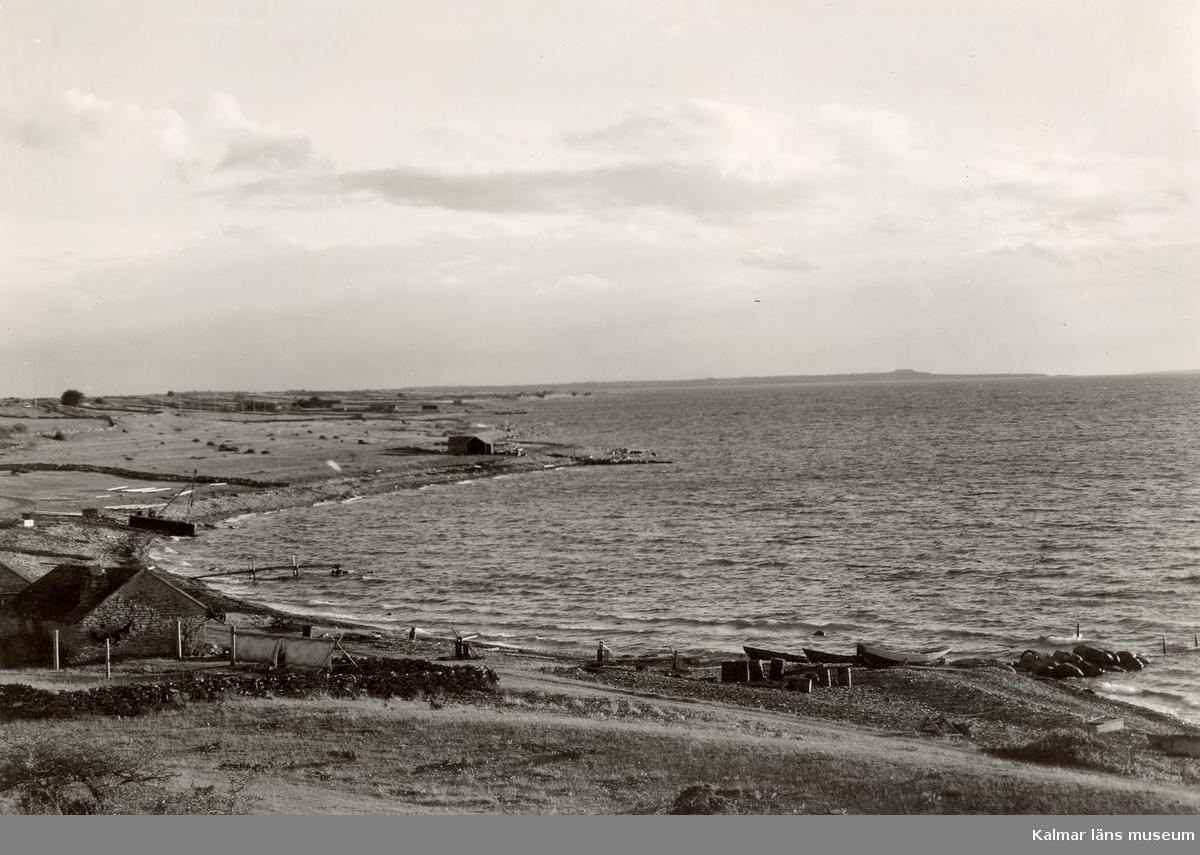 Stranden vid Äleklinta.