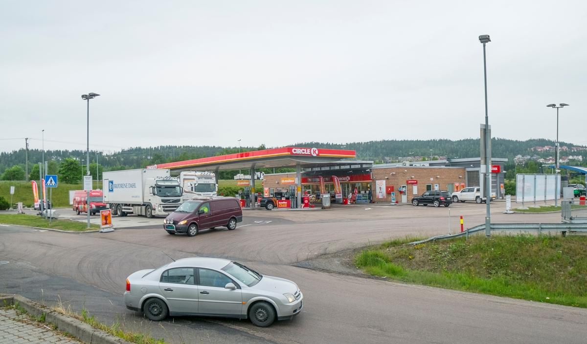 Circle K Bølerveien Frogner Sørum