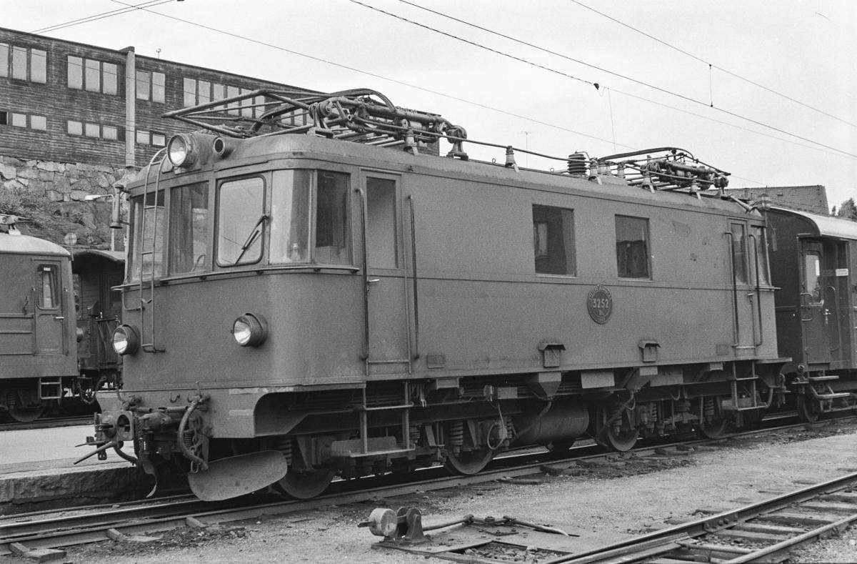 Stockholm–Roslagens Järnvägars lokomotiv nr. 3252