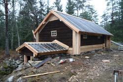 Gamla huset, Lövhagen 1:3, Järlåsa socken, Uppland 2014