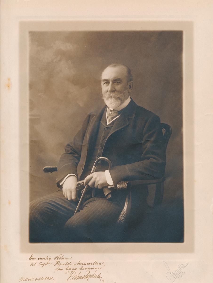 Portrett av Don Pedro Christophersen