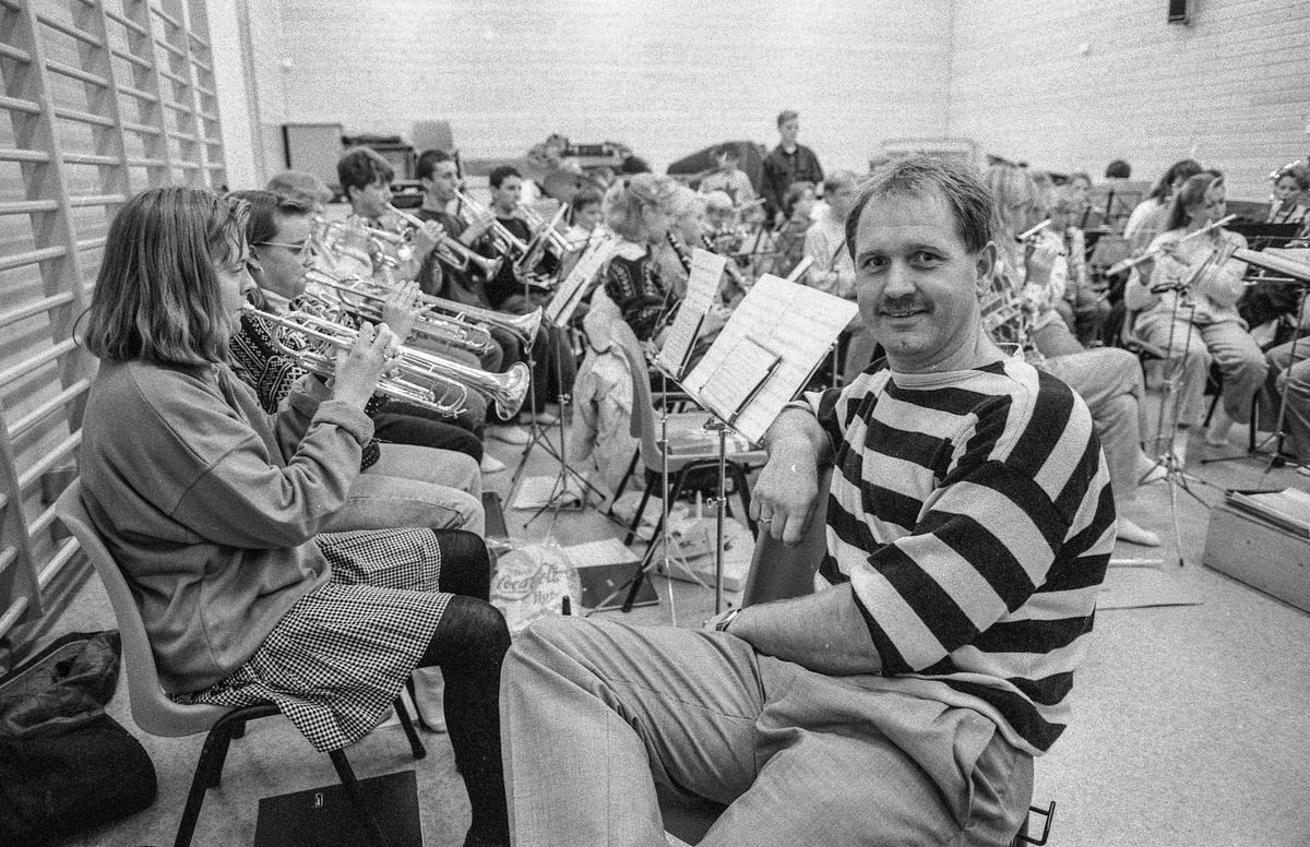 Skolemusikken i Vestby, Per Harald Joannessen