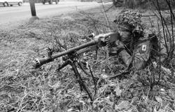 Södermanlands regemente. Fordon och materiel