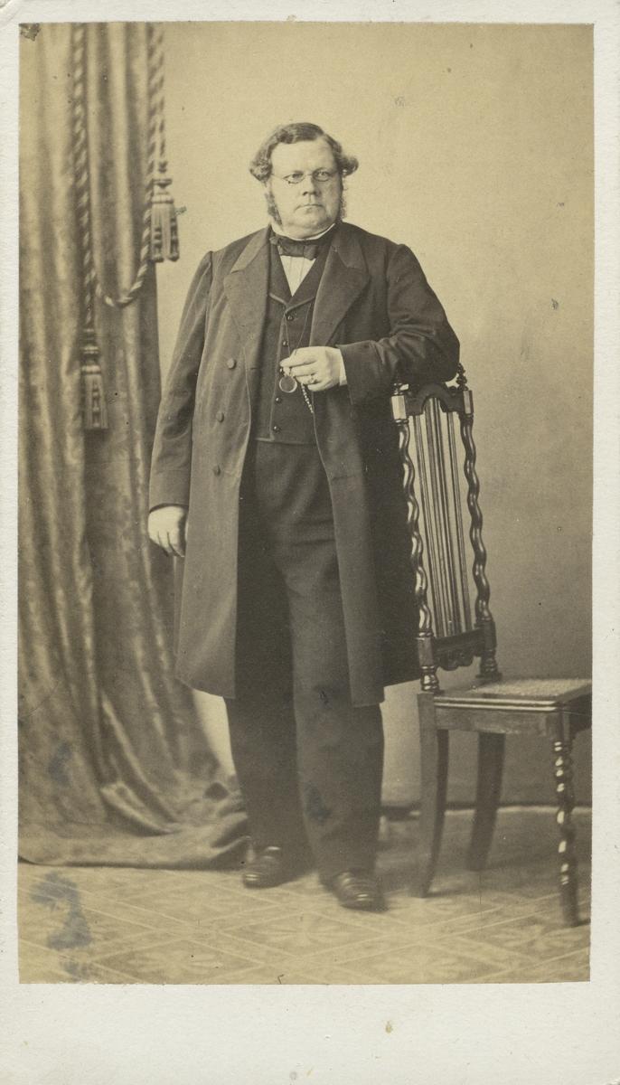 Apotekare Karl Sprinchorn.