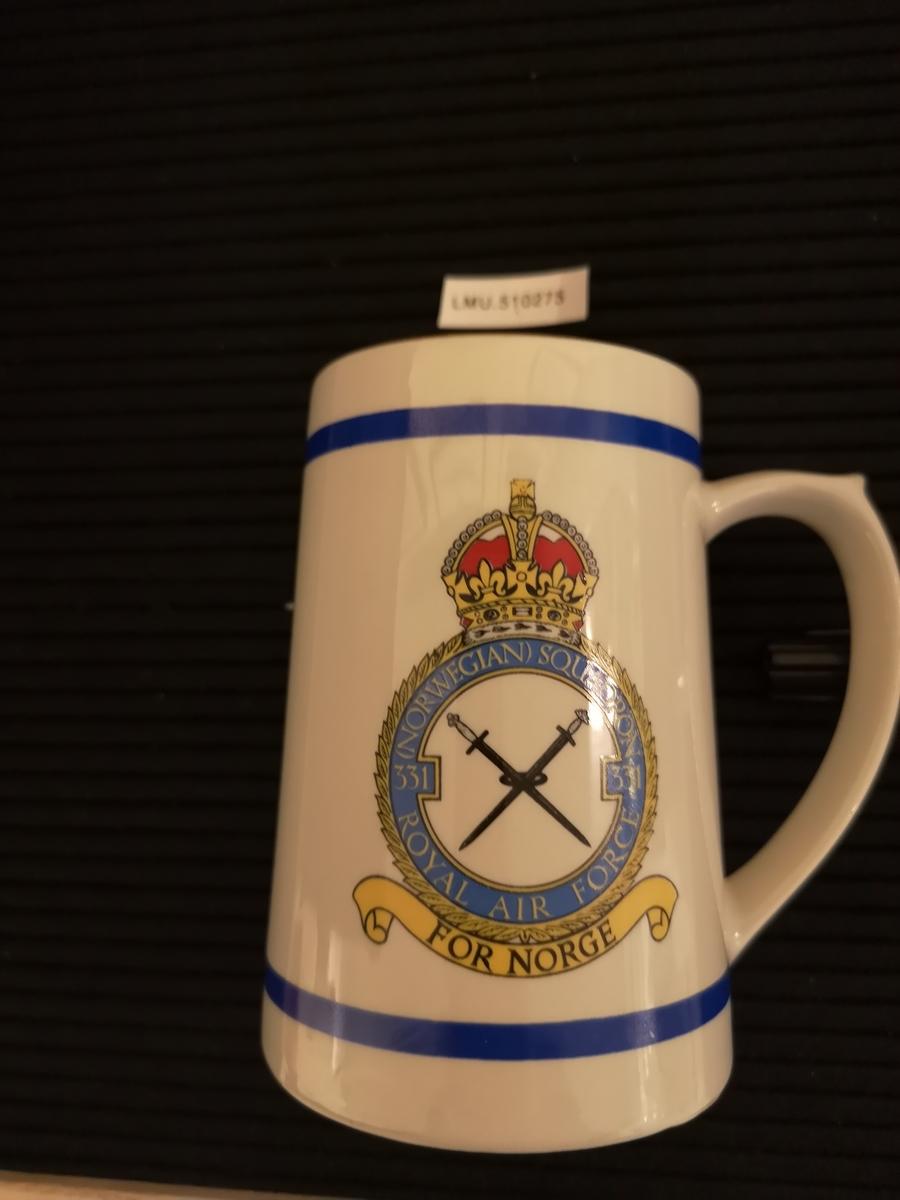 331 skv emblem. Starfighter.