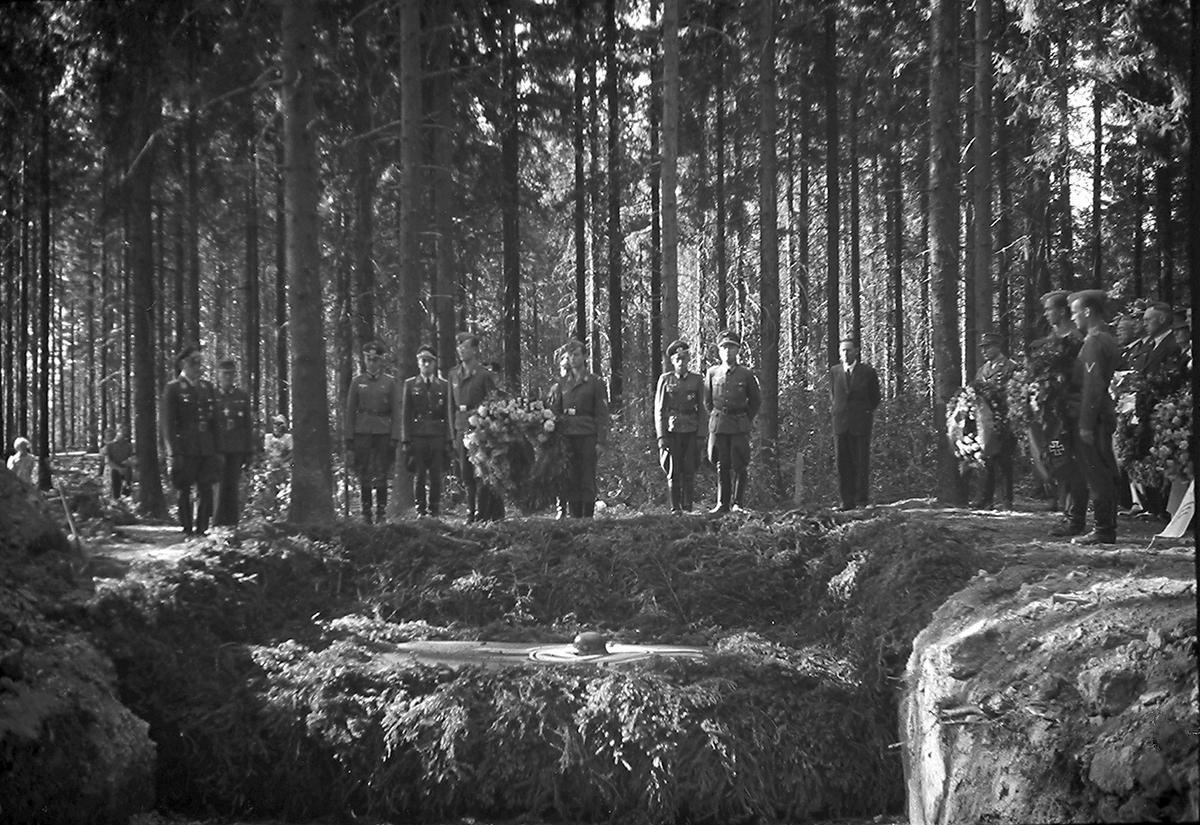 Prot: protokoll finnes ikke Konv: I.G. Farbenindustri Tyske kirkegård Nordisk lettmetall
