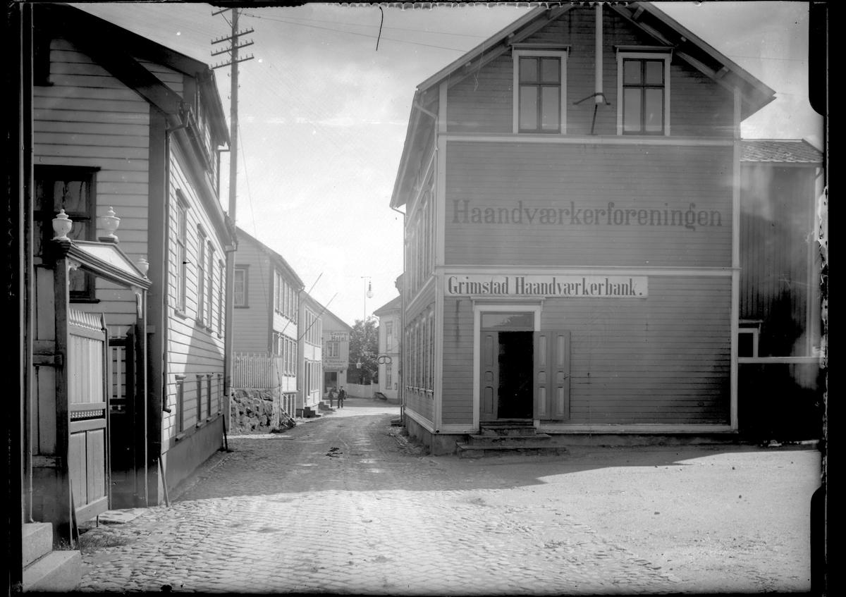 Grimstad haandverksbank