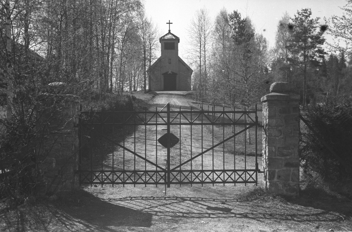 Kolbotn Kapell - porten