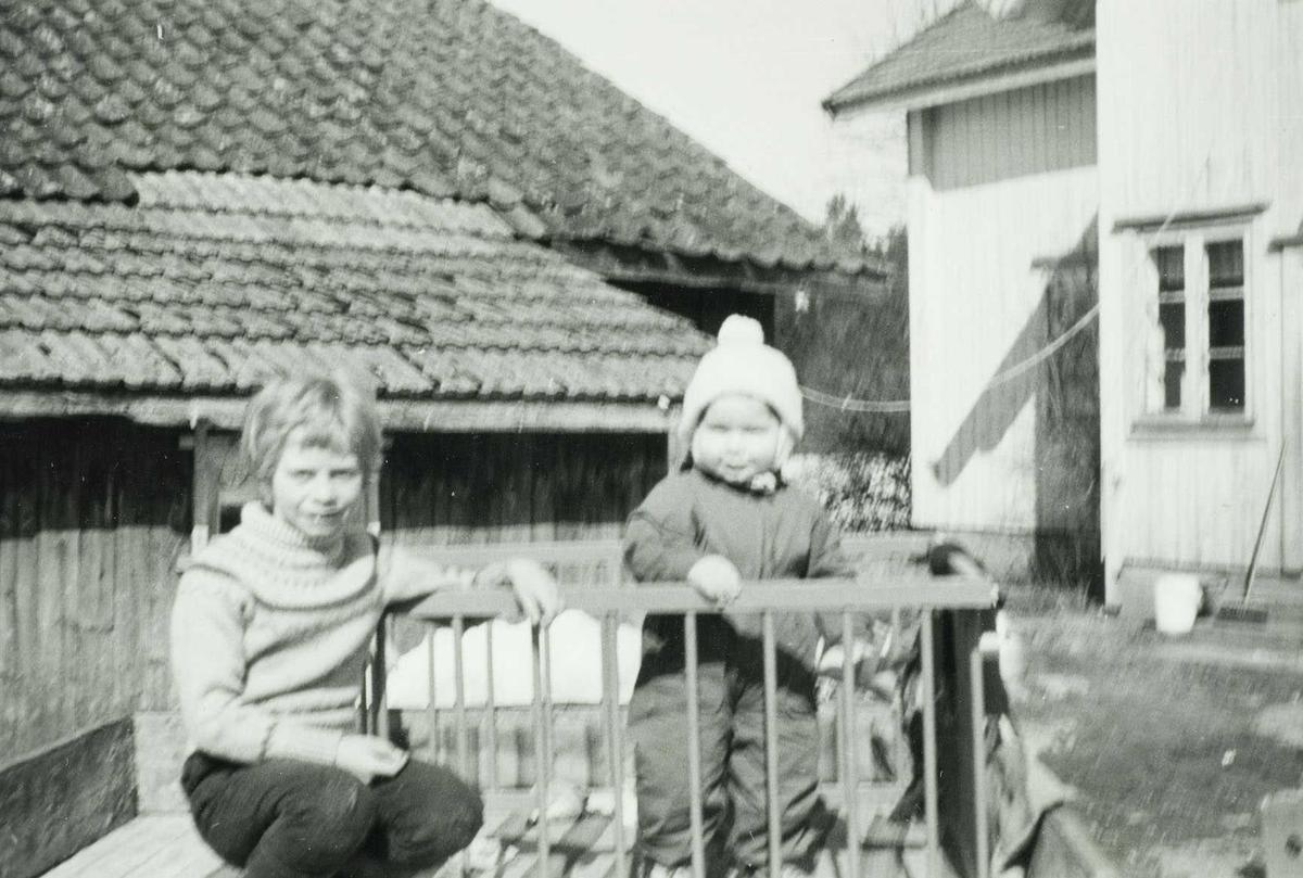 To barn i 1966