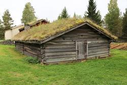 Fjøs fra Østerhaug