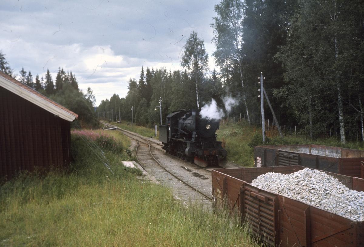 Skifting på Skreiabanen