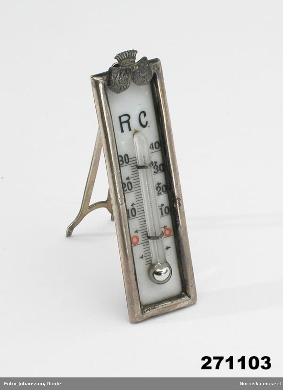 Inomhustermometer Nordiska museet DigitaltMuseum