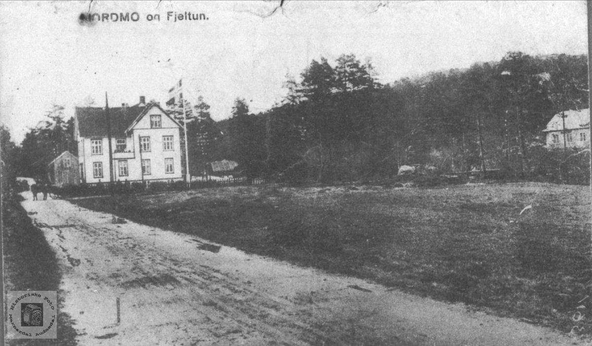 Normo og Fjelltun, Bjelland.