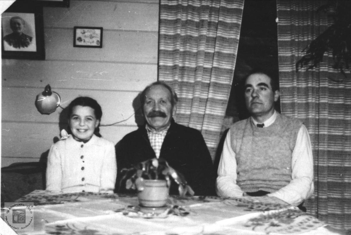 Søren Torkelsens 80 års dag