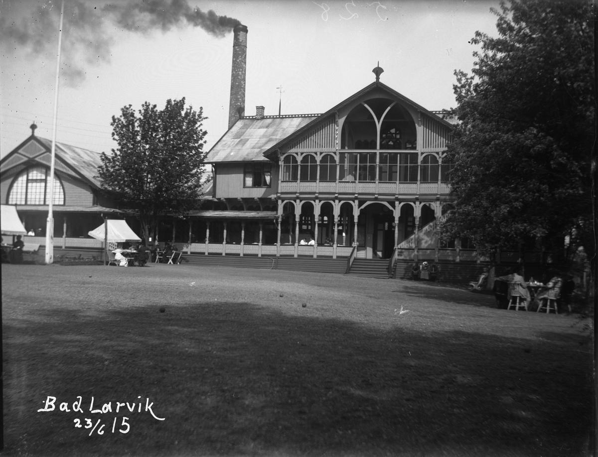 Larvik bad 23/6-1915