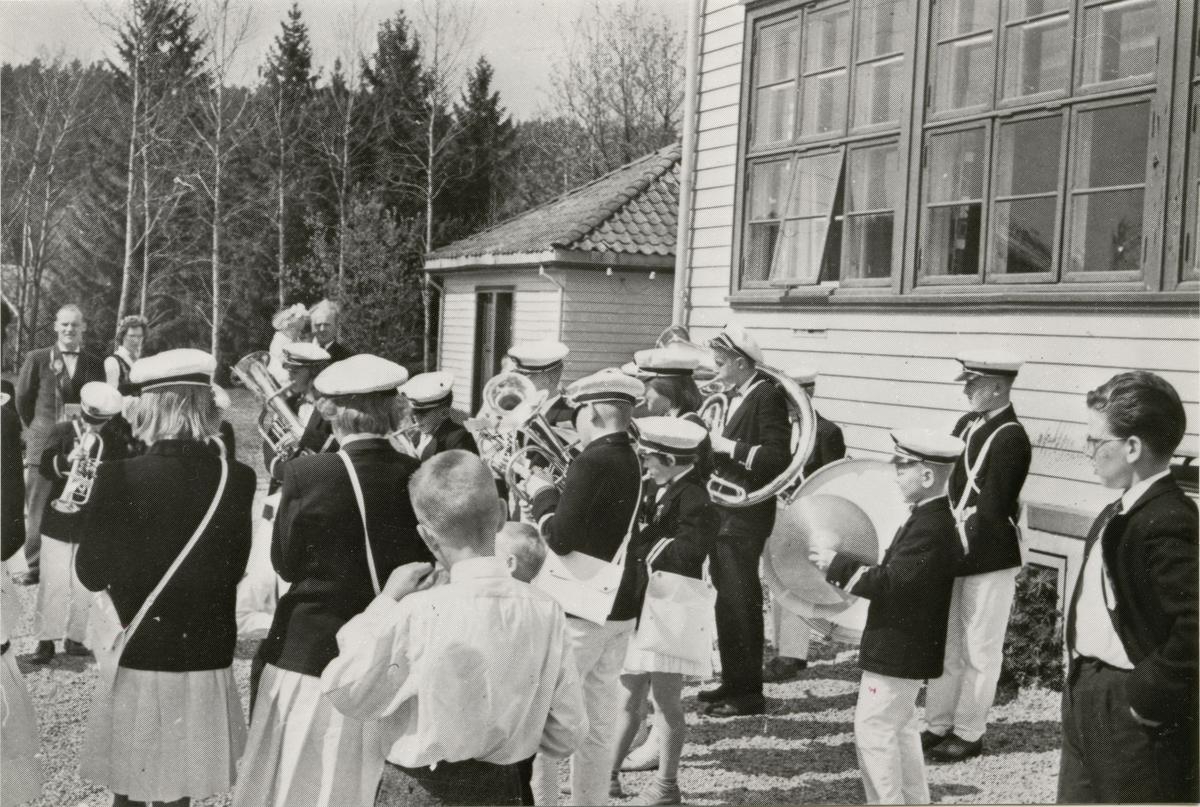 Siggerud første skolekorps