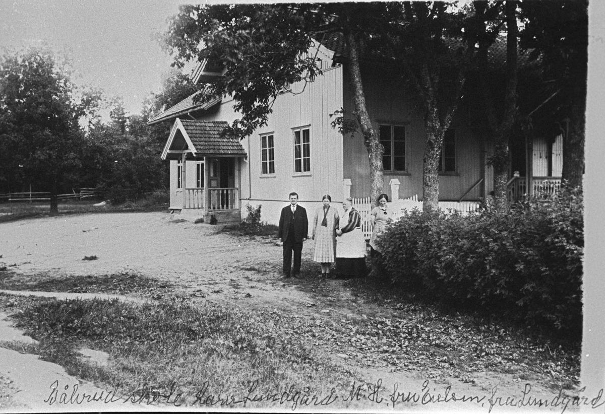 Bålerud skole (senere Solheim)
