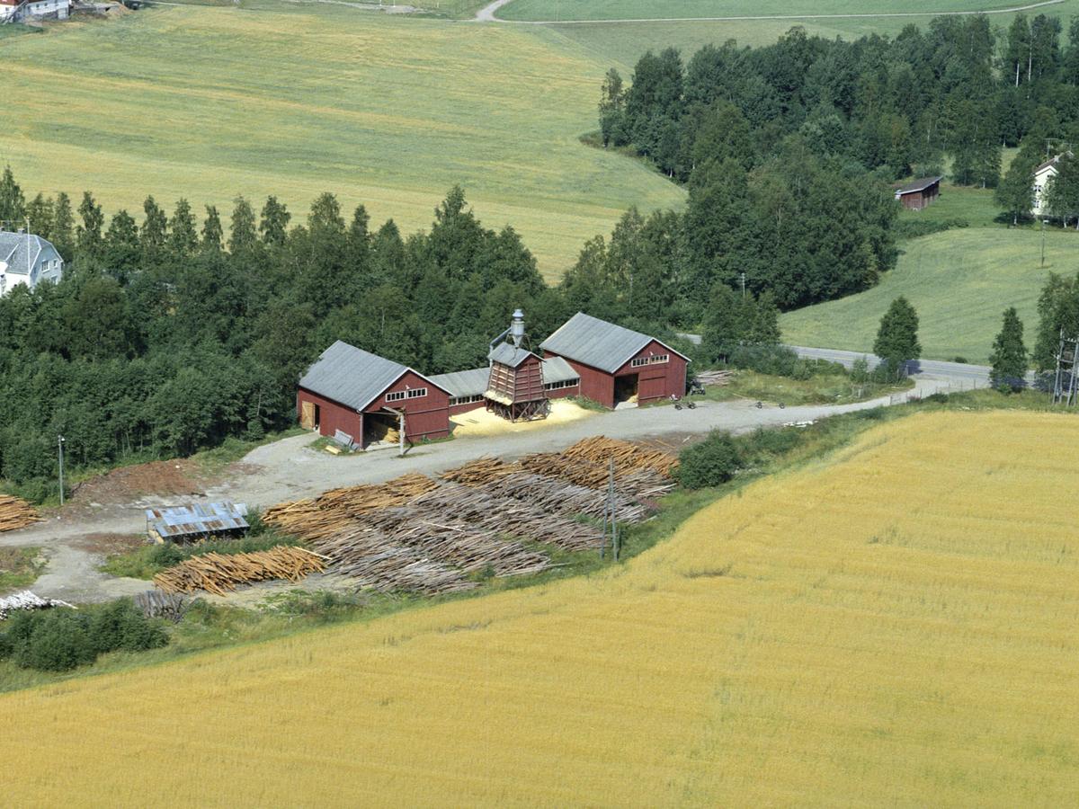 """""""HØVLERIET"""" PÅ EIDSVERKET"""