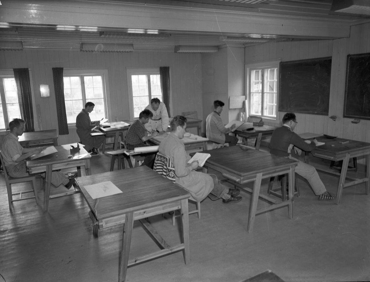 Statens Husflidsskole, Blaker.