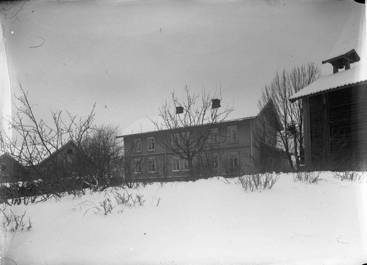 Hans Jøndals mor - og gård