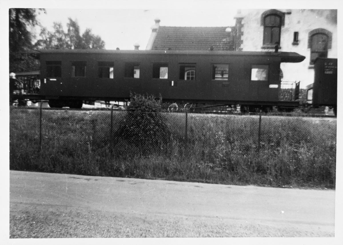 Falunvogna BCDo7 på Sørumsand stasjon